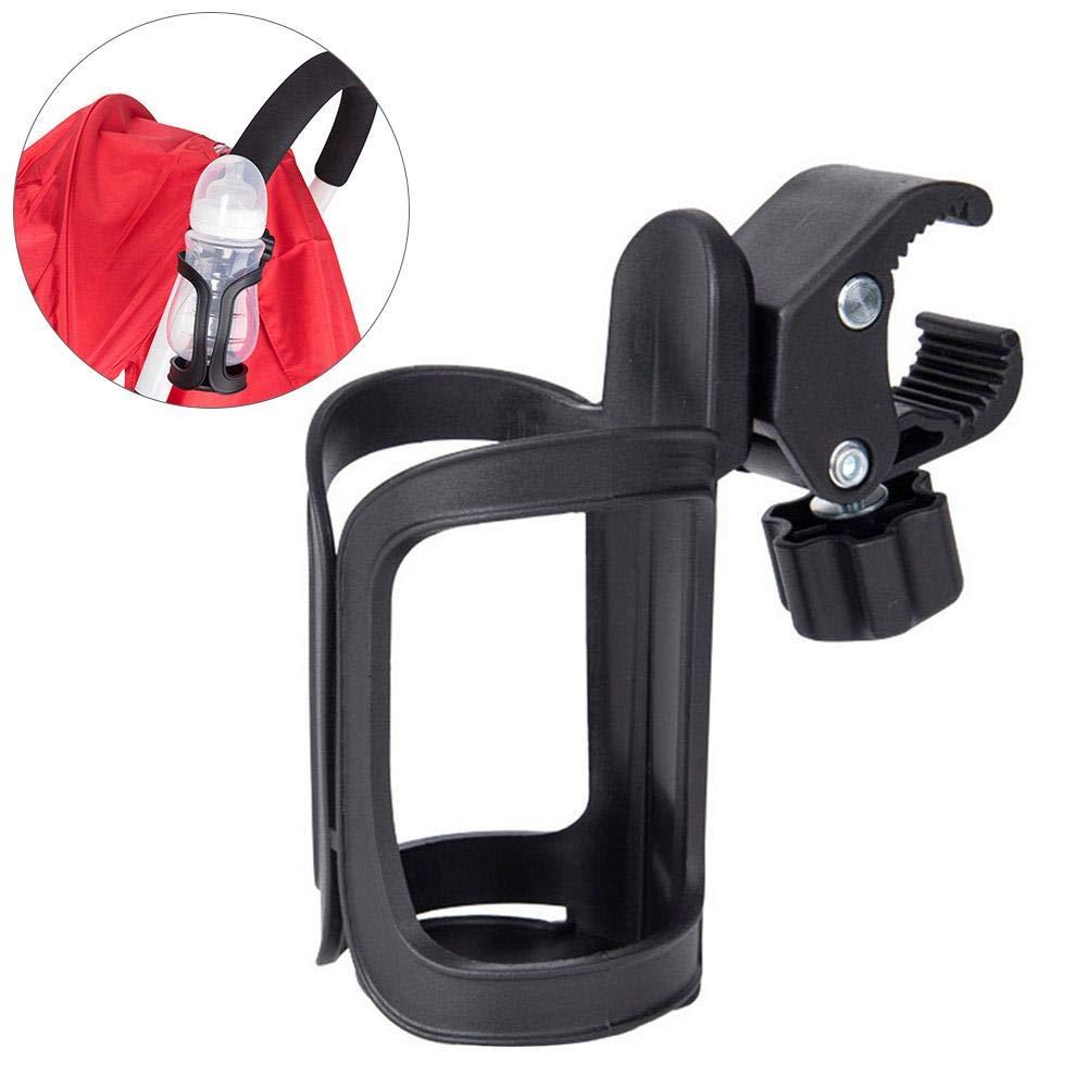 Silla de Ruedas Soporte para Vasos de Bicicleta con rotaci/ón de 360 Grados johlye para Cochecito de beb/é Moto Antideslizante Cochecito de beb/é