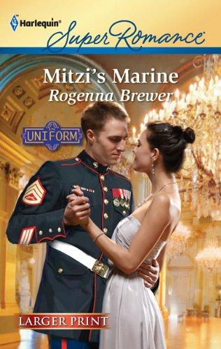 book cover of Mitzi\'s Marine
