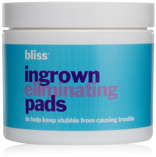 Bliss Ingown Eliminating Pads Hair Removal