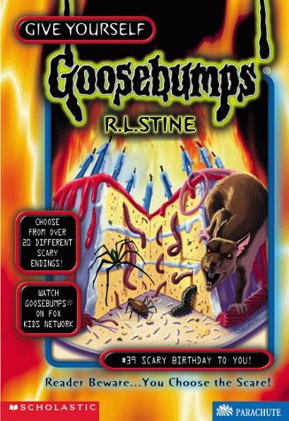 Full Give Yourself Goosebumps Book Series By R L Stine