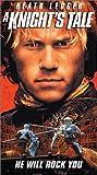 A Knight's Tale [VHS]