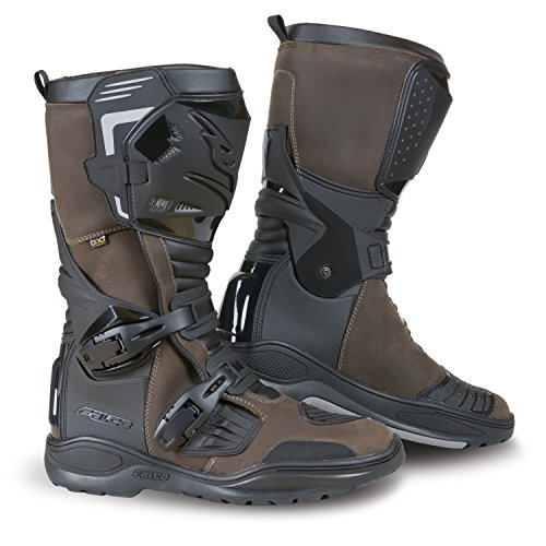 Adventure Bike Boots - 8