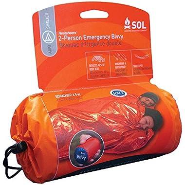 Survive Outdoors Longer 2-Person Emergency Bivvy - M - 0140-1139