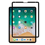 Moshi iVisor AG Screen Protector for New 2019 iPad Pro 12.9 inch with USB-C, 100% Bubble-Free and Washable, Compatible with Apple Pencil, Washable