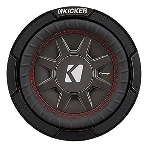 "Kicker CompRT 6.75"" 2-Ohm Subwoofer"