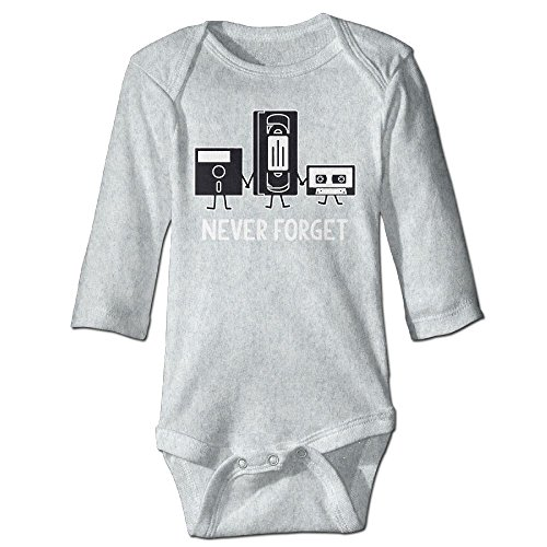 Richard Unisex Toddler Bodysuits Never Forget Funny Retro Guys Gift Idea Music Baby Babysuit Long Sleeve Jumpsuit Sunsuit Outfit 24 Months - For Ideas Outfit Guys Nerd