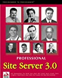img - for Professional Site Server 3.0 book / textbook / text book