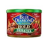 Blue Diamond Almonds, Bold Sriracha, 6 Ounce