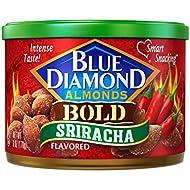 Blue Diamond Gluten Free Almonds, Bold Sriracha, 6 Ounce