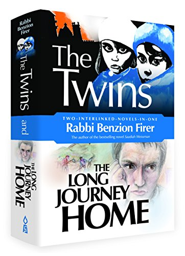 The Twins & The Long Journey Home (2-in-1)