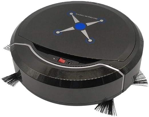 KBUBHN Barredora Inteligente Aspirador Recargable USB Robot ...