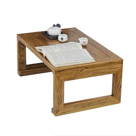 Amazon.com: Mesa de café mesa bahía ventana mesa pequeña ...