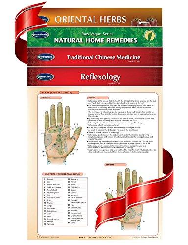 reflexology hand foot chart - 5