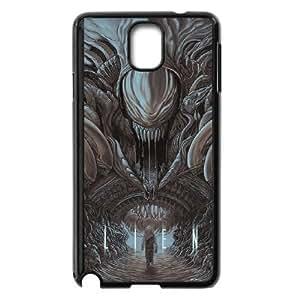 Alien Xenomorph Samsung Galaxy Note 3 Cell Phone Case Black present pp001_9664321