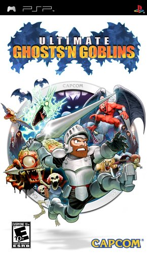 Ultimate Ghost 'N Goblins - Sony PSP by Capcom