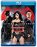 Image of Batman v Superman: Dawn of Justice Ultimate Edition (Extended Cut, 3 Disc, Bilingual) [Blu-ray]