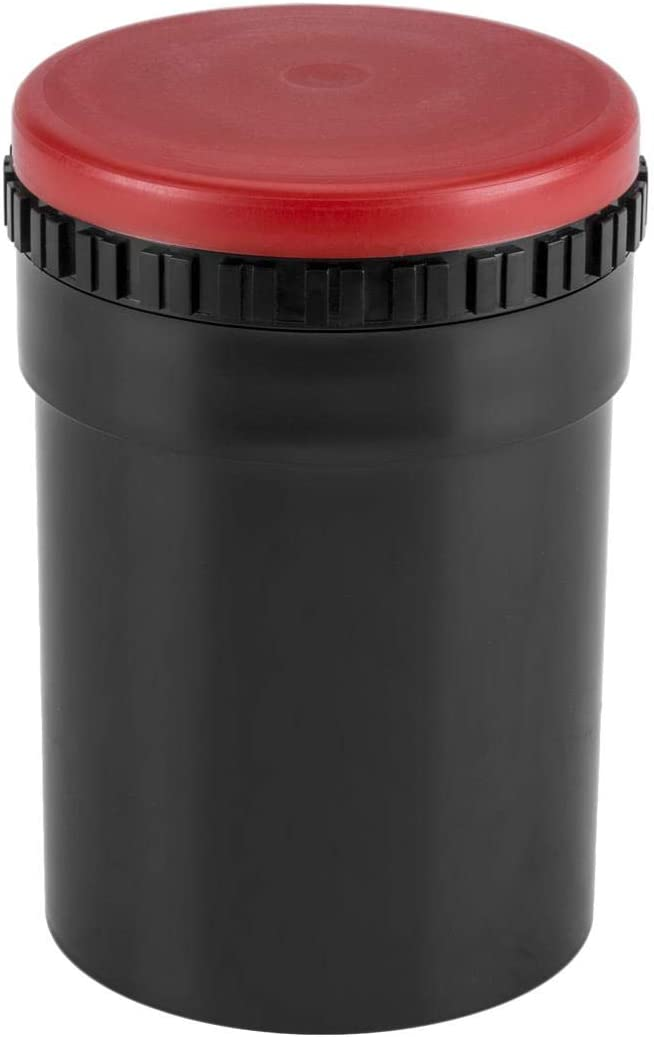 Adorama Ultra Universal Plastic Daylight Film Developing Tank for Film Sizes, 35mm, 120 and 220