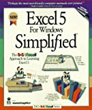 Glencoe's Visual Approach Series for Windows 3.1, Excel 5 for Windows Text, Maran Graphics Staff and Ruth Maran, 1568846649