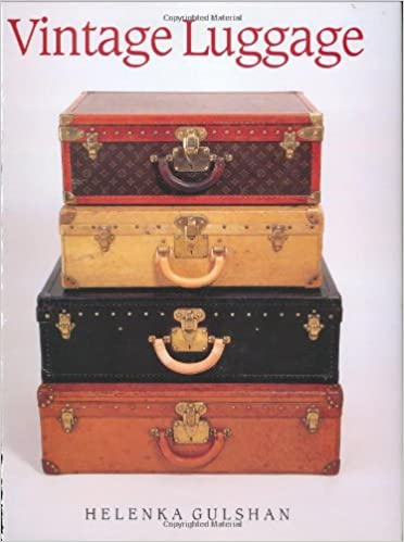 Vintage Luggage: A Case Study: Amazon.co.uk: Helenka Gulshan ...