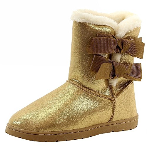 lil girls winter boots - 7