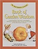img - for The Old Farmer's Almanac Book of Garden Wisdom book / textbook / text book