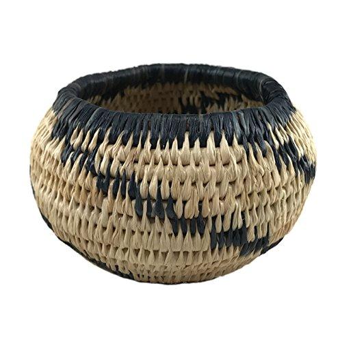 Alaska Native Baskets - Traditional Craft Kits Coiled Basket Kit (Basic Version)