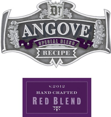 2012 Dr. Angove Red Blend 750 mL