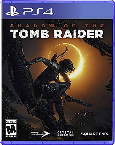 New 2013 Collection - Shadow of the Tomb Raider - PlayStation 4