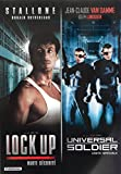 Lock Up / Universal Soldier (Double Feature)