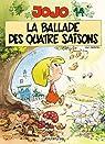 Jojo, tome 14 : La Ballade des quatre saisons par Geerts