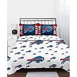 Northwest NOR-1NFL821001003WMT Buffalo Bills NFL Full Sheet Set