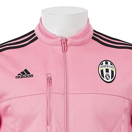 Pink juventus jacket