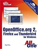 Openoffice. Org 2, Firefox and Thunderbird, Greg Perry and Mary-Terese Cozzola, 0672328089