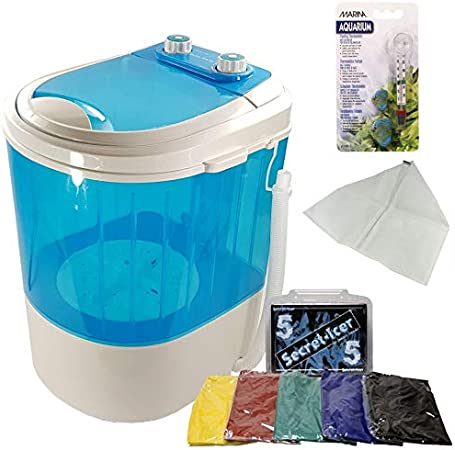secret SMOKE-máquina resinas extracción en frío (ICE WASHER resins extraction) bolsos secret Juego de 5 bolsas-icer bags with 5