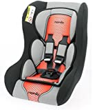 MyCarSit Nania Comfort Car Seat for Kids, 0 to 25 kg, Red