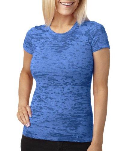 - Next Level - Ladies' The Burnout T-Shirt - 6500
