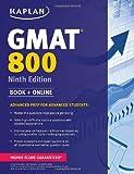 Image of Kaplan GMAT 800: Advanced Prep for Advanced Students (Kaplan Test Prep)