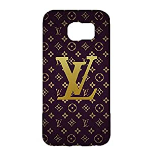 Louis and Vuitton Phone Case for Samsung Galaxy S6 3D Great Design Louis with Vuitton Logo Phone Case