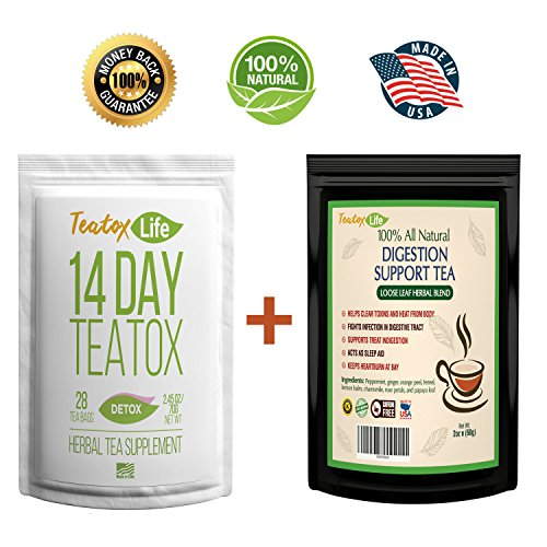 Skinny teatox detoxt cleanse weight product image