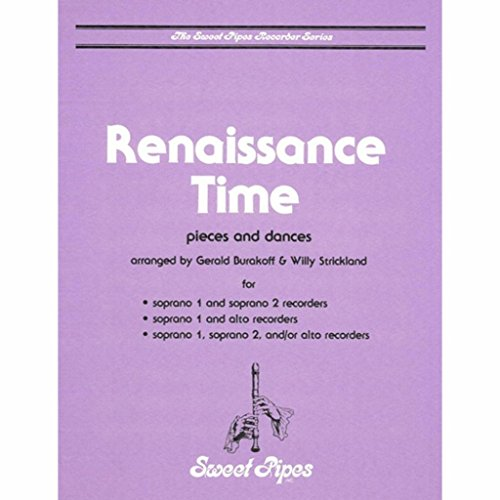 Renaissance Duets Book - Renaissance Time Pieces and Dances