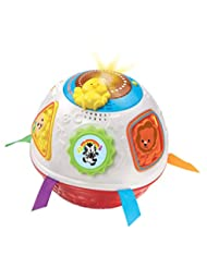 VTech Light and Move Learning Ball, Red