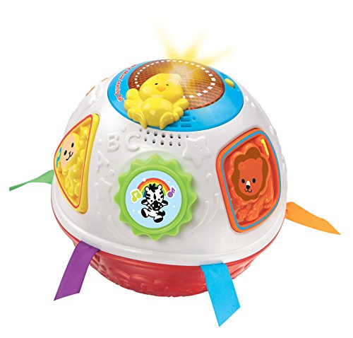 VTech Light and Move Learning Ball, Red by VTech