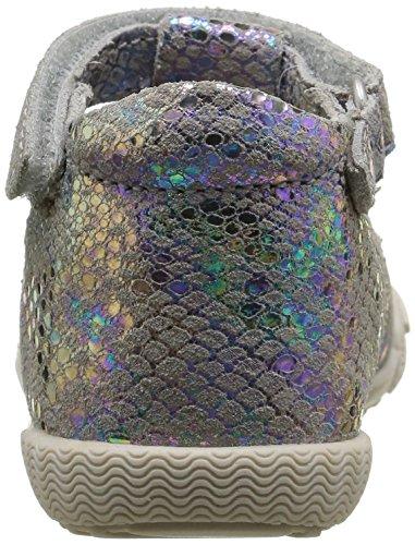 Chaussures Marche Mod8 Fille Argent Bébé Kimiflor Bébé gqwtnw5p