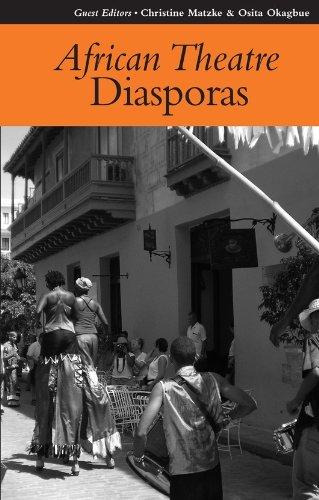 African Theatre 8: Diasporas by James Currey