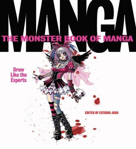 [Book] The Monster Book of Manga ZIP