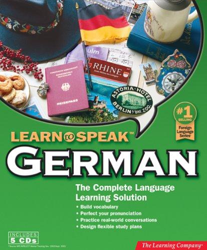 Learn to Speak German 8.1 (2002)