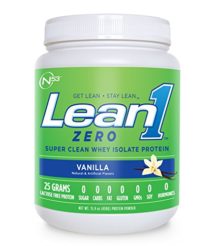 Which is the best lean 1 vanilla protein powder?
