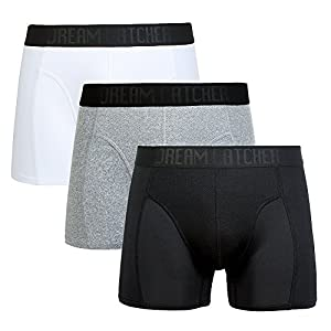 Sports Underwear Breathable Dri Fit Underwear Mens Support Underwear Workout Underwear Athletic Boxer Briefs