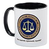 CafePress - Seinfeld - Jackie Chiles Mug - Unique Coffee Mug, Coffee Cup