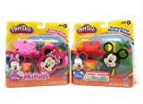 Play-Doh Mickey Mouse Clubhouse Set Minnie and Mickey Bundle